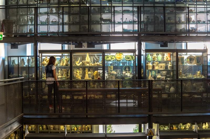 Museo Regionale Della Ceramica Di Deruta.Progetti Di Valorizzazione E Interventi Al Museo Di Deruta