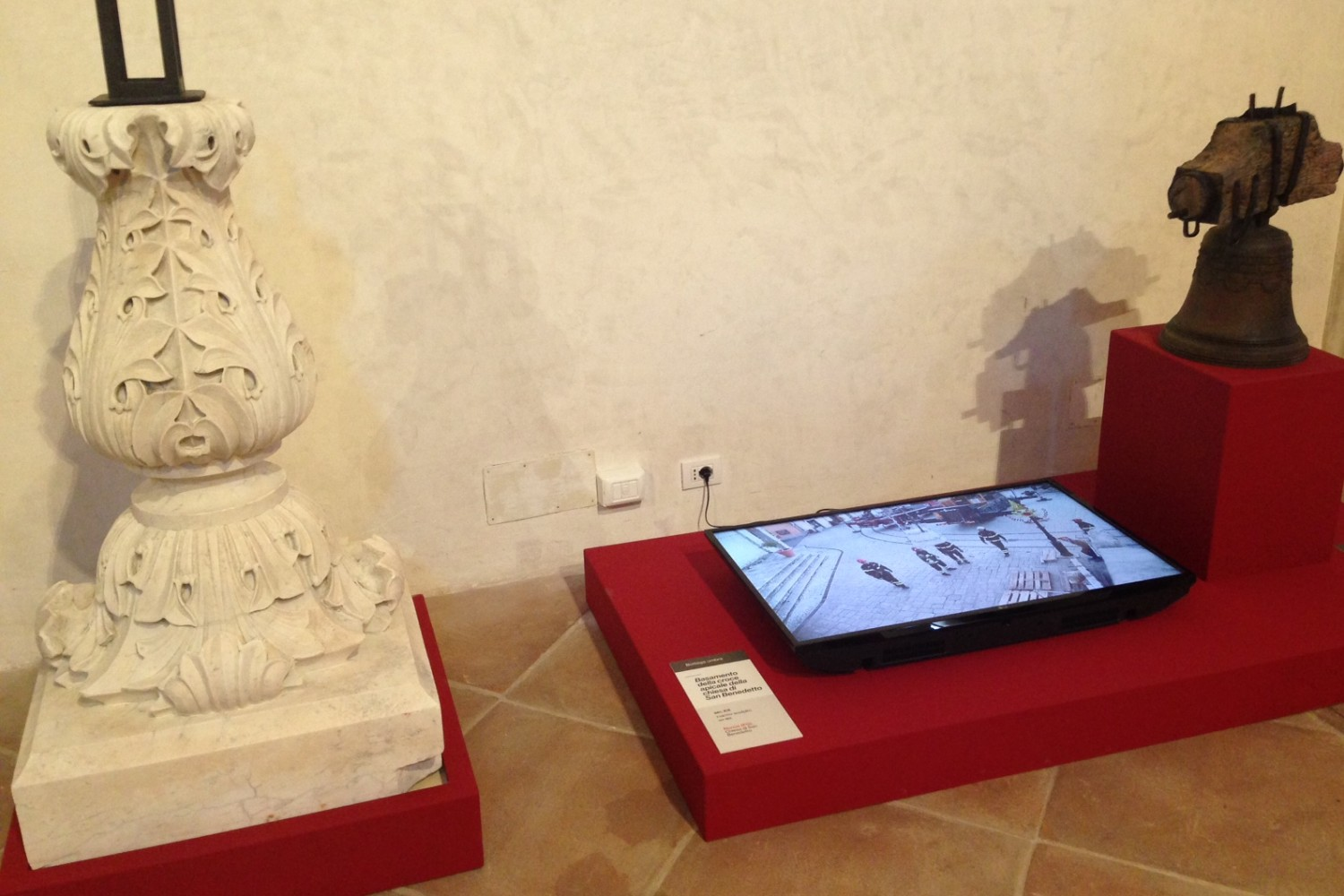 Video in mostra