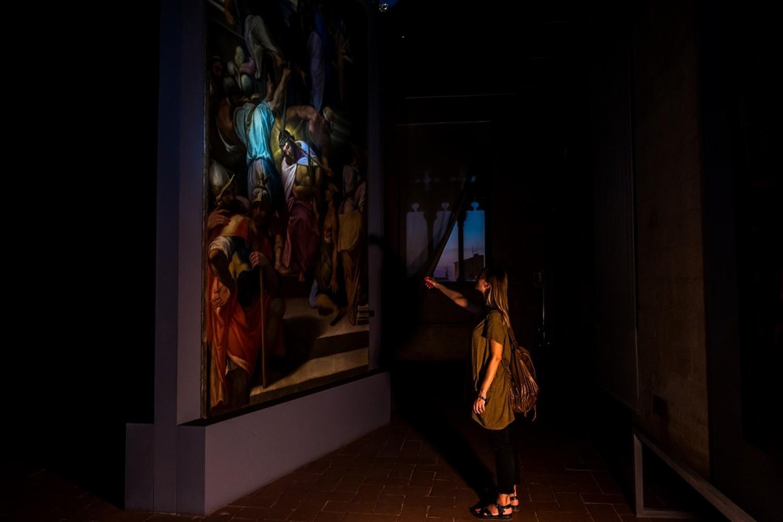 Mostra LUCE - Orvieto, Museo dell'Opera del Duomo