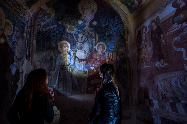 Mostra LUCE - Caso, chiesa della Madonna delle Grazie