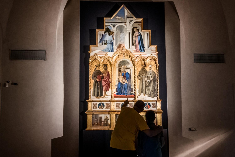Perugia, Galleria Nazionale dell'Umbria