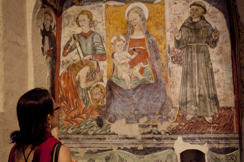 Montone, Complesso museale di San Francesco