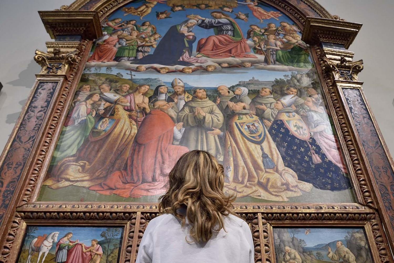 Trevi, Raccolta d'arte di San Francesco e Museo della Civiltà dell'Ulivo