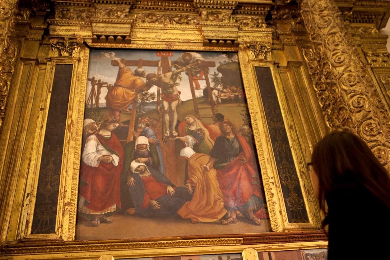 Umbertide, Museo di Santa Croce