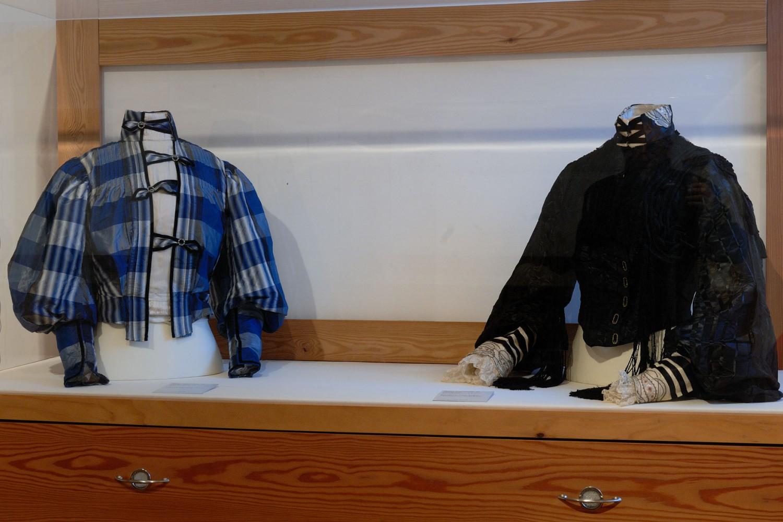 Valtopina, Museo del ricamo e del tessile
