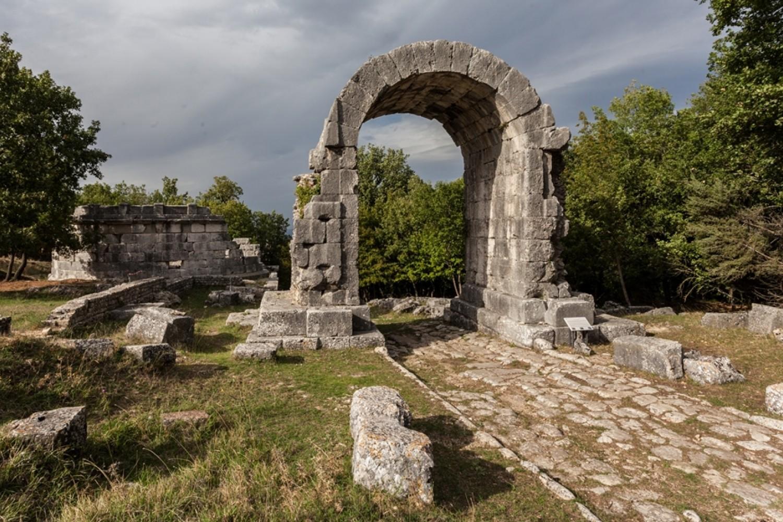 """Terni, Parco Archeologico di Carsulae e Centro visita e documentazione """"U. Ciotti"""""""