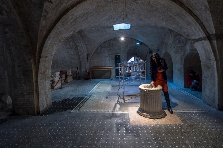 Spoleto, Casa romana
