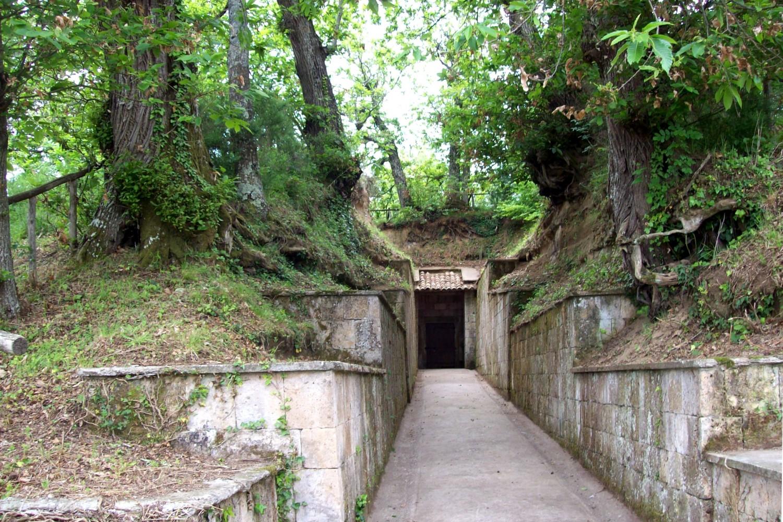 Ecomuseo del Paesaggio degli Etruschi -Porano