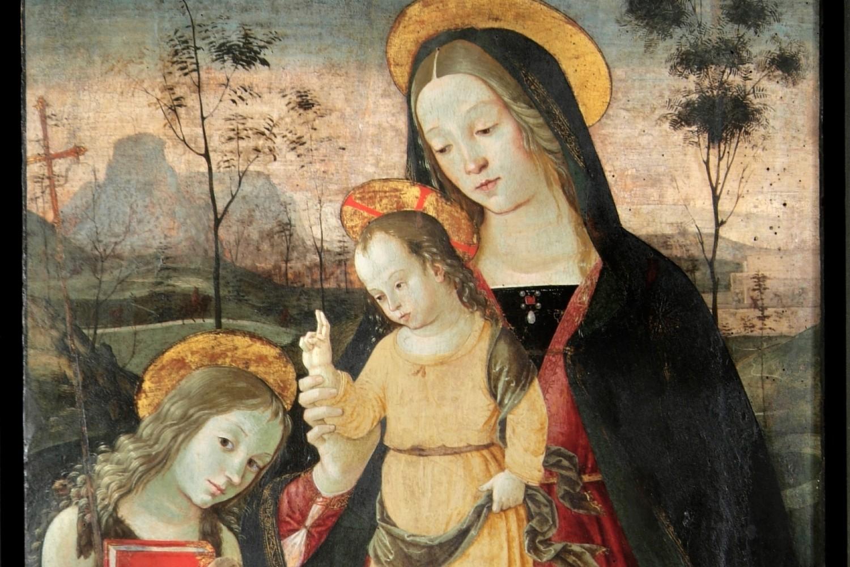 Città di Castello, Museo del Duomo - Bernardino di Betto detto il Pinturicchio