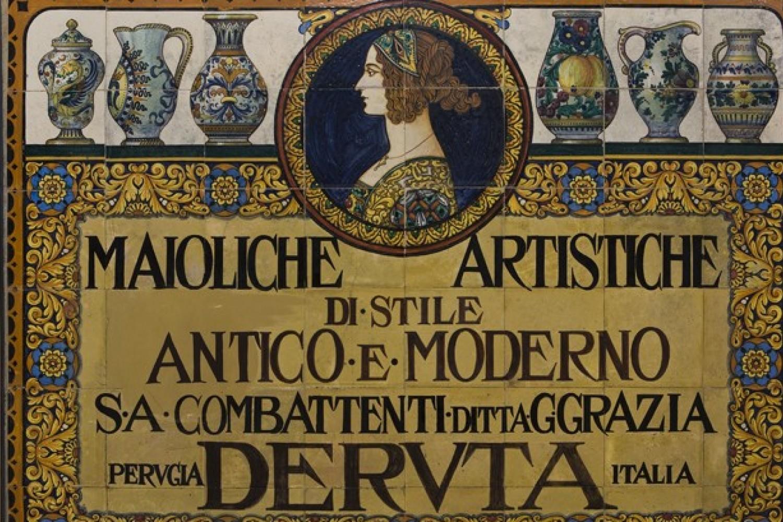 """Deruta, Museo di fabbrica """"Ubaldo Grazia Maioliche"""""""