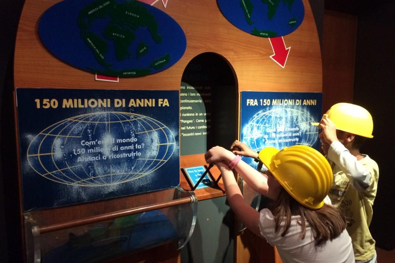 San Gemini, GeoLab - Museo laboratorio di scienze della terra