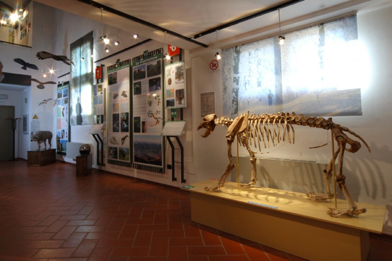 Costacciaro, Museo-laboratorio del Parco del Monte Cucco