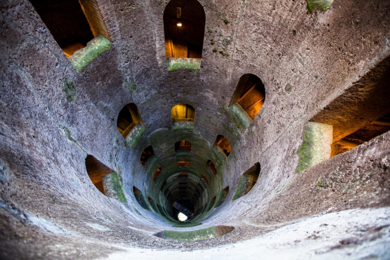 Orvieto, Pozzo di San Patrizio