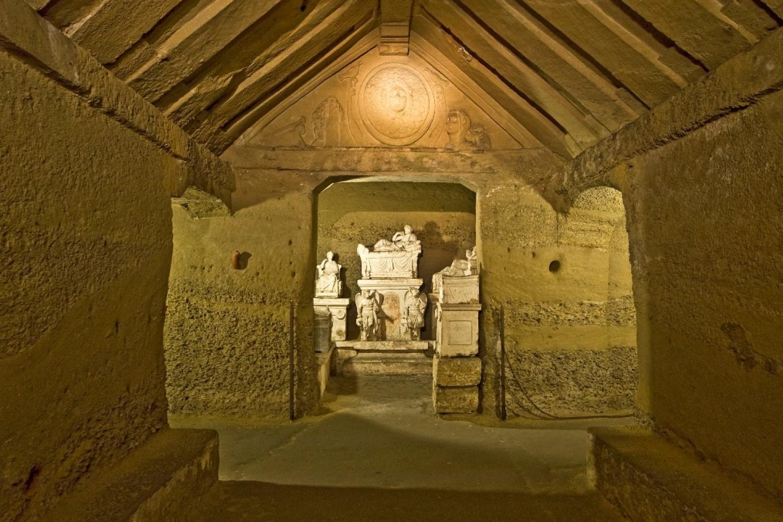 Perugia, Ipogeo dei Volumni