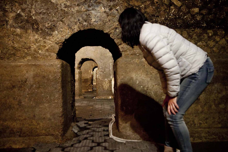 Amelia, cisterna romana