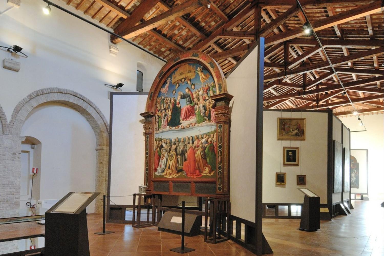 Todi, Museo Pinacoteca Comunale - Giovanni di Pietro detto Lo Spagna